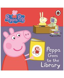 Peppa Goes to the Library My First Storybook - English