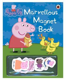 Peppa Pig Marvellous Magnet Book - English