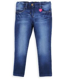 Barbie Full Length Jeans - Light Blue