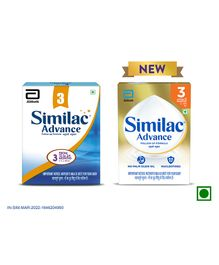 Similac Advance Stage 3 Follow Up Formula For Older Infants - 400 gm
