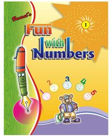 Fun With Numbers I Book - English