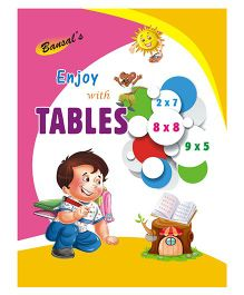 Enjoy With Tables Book - English