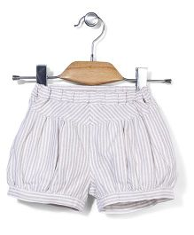 Petit CuCu Shorts - Grey