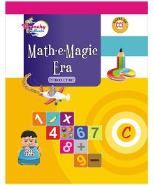 Math E Magic Era Introductory Book - English