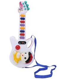 Prasid Musical Guitar - White