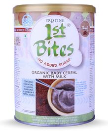 1st Bites Ragi No Added Sugar - 400 gm