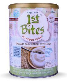 1st Bites Rice No Added Sugar - 400 gm