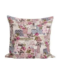 Little Nests Dreamy Destination Cushion Cover - Multicolor