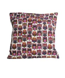 Little Nests Undercover Owl Cushion Cover