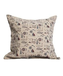 Little Nests The Expedition Cushion Covers - Beige