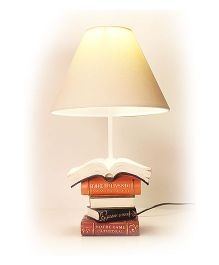 Little Nests Reader's Lamp - Cream