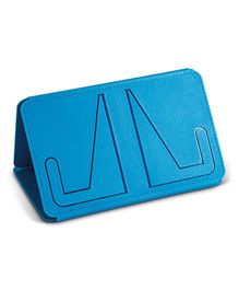 Mufubu Travel Book Rest - Beachy Blue