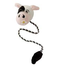 Mufubu Book-Tails Bookmarks Cow - Multicolor