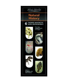 Mufubu Mini-Mark Natural History Multicolor - Pack Of 6