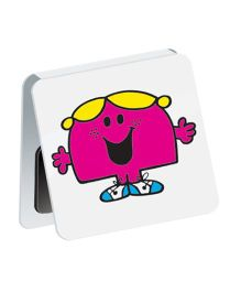 Mufubu Little Miss Chatterbox Mini Magnetic Bookmarks Pink - Pack Of 5