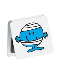 Mufubu Mr Bump Mini Magnetic Bookmarks Blue - Pack Of 5