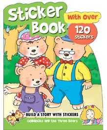 Sterling Goldilocks And The Three Bears Sticker Book