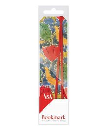 Mufubu V And A Bookmarks Design For Textile Or Wallpaper - Multicolor