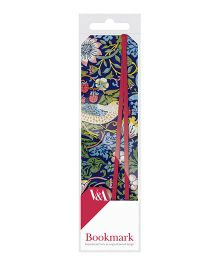 Mufubu V And A Bookmarks Strawberry Thief - Multicolor