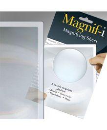 Mufubu Magnifying Sheet - White