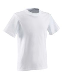 Domyos Solid Color Half Sleeves T- Shirt - White