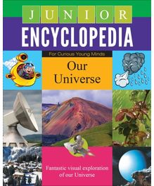 Sterling Junior Encyclopedia Our Universe
