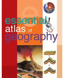 Sterling Essential Atlas Of Geography