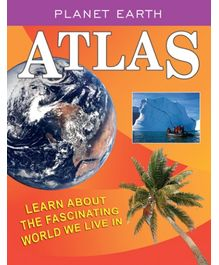 Sterling Planet Earth Atlas - English