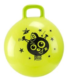 Domyos Jumping Ball Cartoon Print - Green