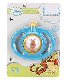 Disney My First Rattle Winnie The Pooh - Blue