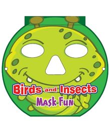 Sterling Birds And Insects Face Mask