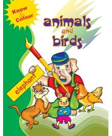 Know & Color - Animals And Birds