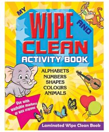Sterling - My Wipe And Clean Activity Book