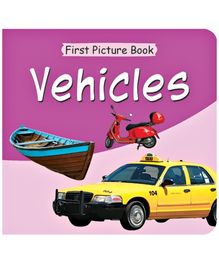 Sterling First Picture Book - Vehicles