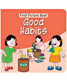 Sterling First Picture Book - Good Habits