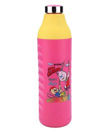 Pratap Insulated Water Bottle Pink - 780 ml