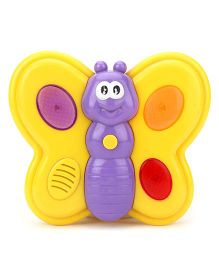 Karma My First Butterfly Toy - Yellow