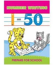 Sterling - Number Writing 1 - 50