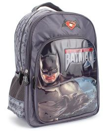 DC Comics Batman Gotham Guardian Backpack Black - 18 inches