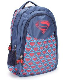 DC Comics SuperMan Teens Speeding Bullet Backpack - 18 inches