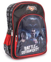 DC Comics SuperMan Hero Legend City Backpack - 16 inches