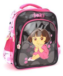 Dora Bloom Backpack Pink - 14 inches