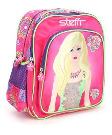 Steffi Love Beauty School Backpack Pink - 14 inches