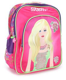 Steffi Love School Backpack Pink - 16 inches