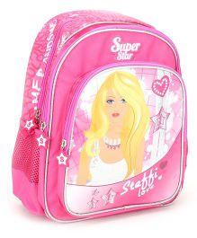 Steffi Love Steffi Shinning School Backpack Pink - 14 inches