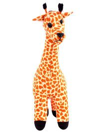 DealBindaas Stuffed Giraffe Brown 35 cm (Colors May Vary)