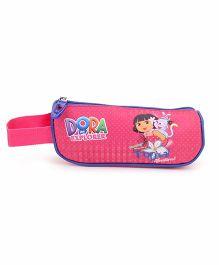 Dora The Explorer Pencil Pouch - Pink