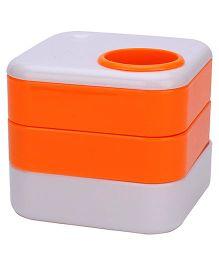 Gifts Worlds Pen Holder - Orange