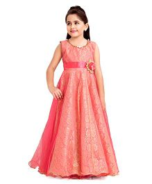 Betty by Tiny Baby Evening Gown - Pink