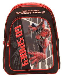 Marvel Spiderman School Backpack - 14 inches